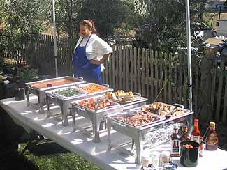 Me U0026 Louu0027s Basic Barbecue